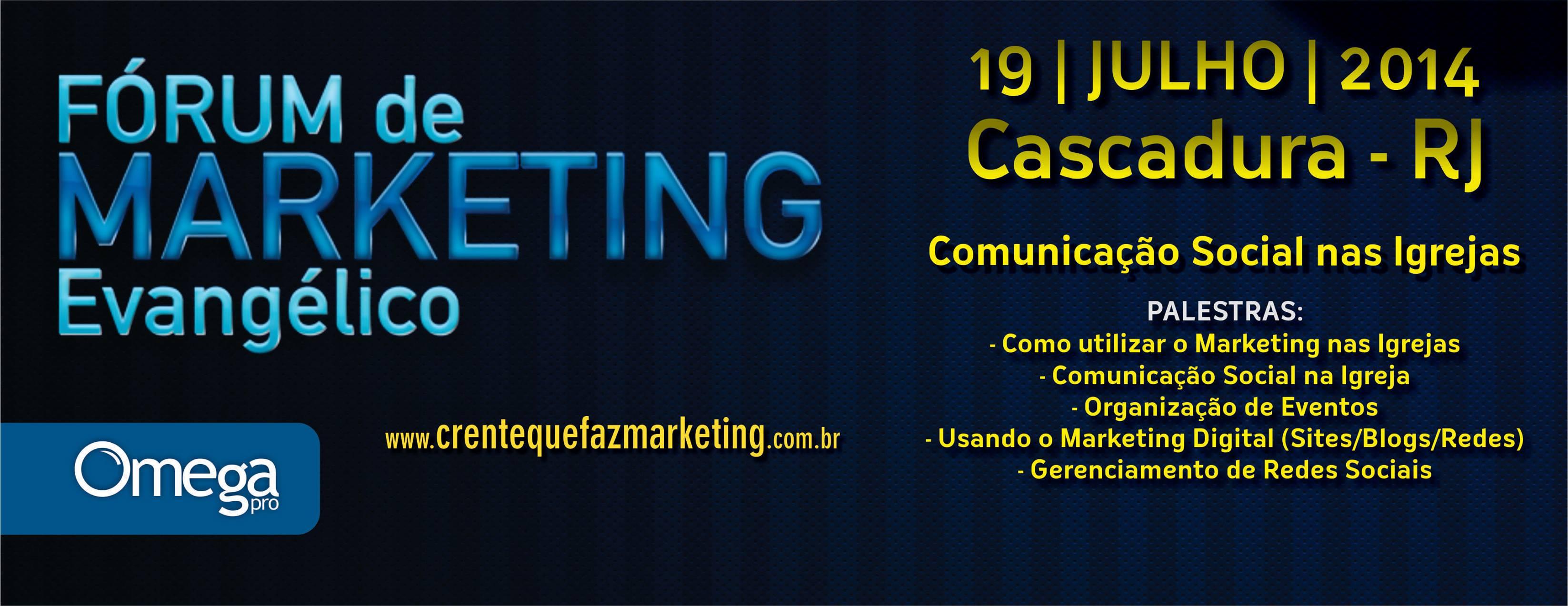 Fórum de Marketing Evangélico
