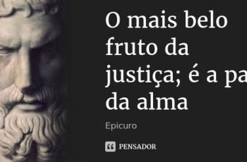 Fruto de Justiça e Paz